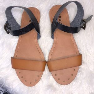Torrid sandals size 11 NEW without tag!